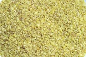 Bulgur. Super foods for flat Abs and perfect waist size