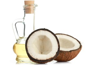 Coconut-oil. 7 Foods that help you lose waist inches fast