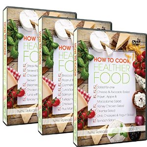 How To Cook Healthier Food Guide DVD. 7 Foods that help you lose waist inches fast