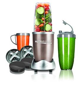 Magic Bullet NutriBullet Pro 900 Series Blender- Fastest way to lose weight through Smoothies