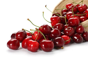 Cherries. Top 6 Workout Recovery Foods
