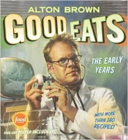 Good Eats Volume 1. Alton Brown weight loss