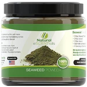 Seaweed Powder - Bladderwrack weight loss informational facts