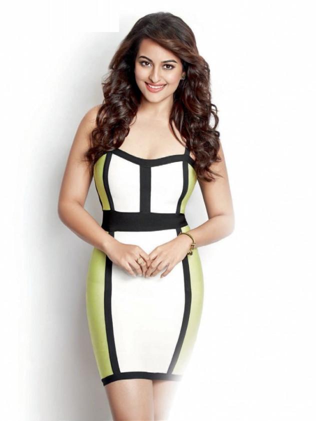 Sonakshi Sinha pic. Sonakshi Sinha weight loss was her biggest challenge