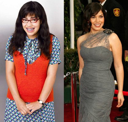 America Ferrera weight loss transformation