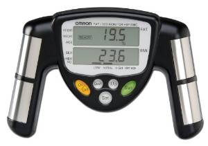 Omron Body Fat Loss Monitor. Thinner thighs workoout