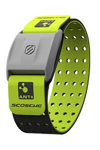 Scosche Rhythm and Heart Rate Monitor Armband. Thinner thighs workout