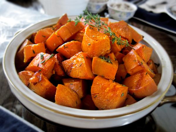 Health benefits of sweet potatoes