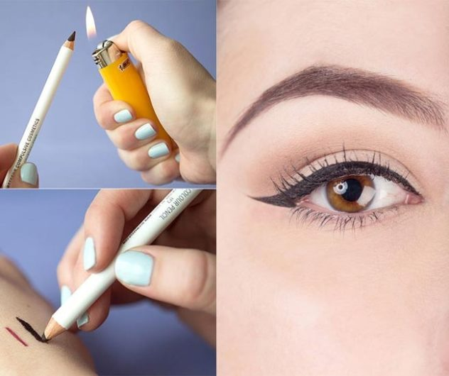 Get Italia pencil set eyeliner here